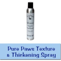 Pure Paws Texture Spray
