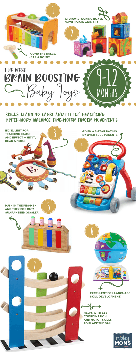 The Best Brain Boosting Baby Toys A Buying Guide For Smart Parents
