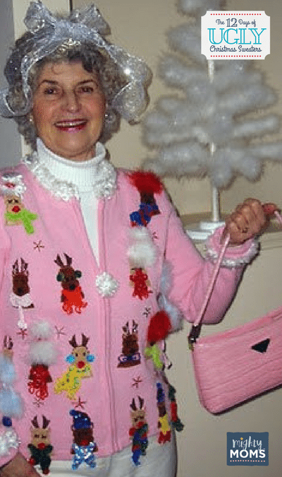 The 12 Days of Ugly Christmas Sweaters ~ MightyMoms.club