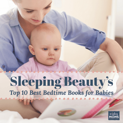Sleeping Beauty's Top 10 Best Books for Babies at Bedtime