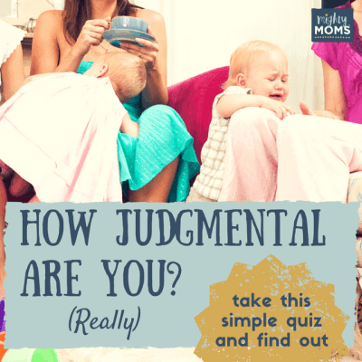 How Judgmental Are You, Really?  (A Simple Quiz to Find Out)