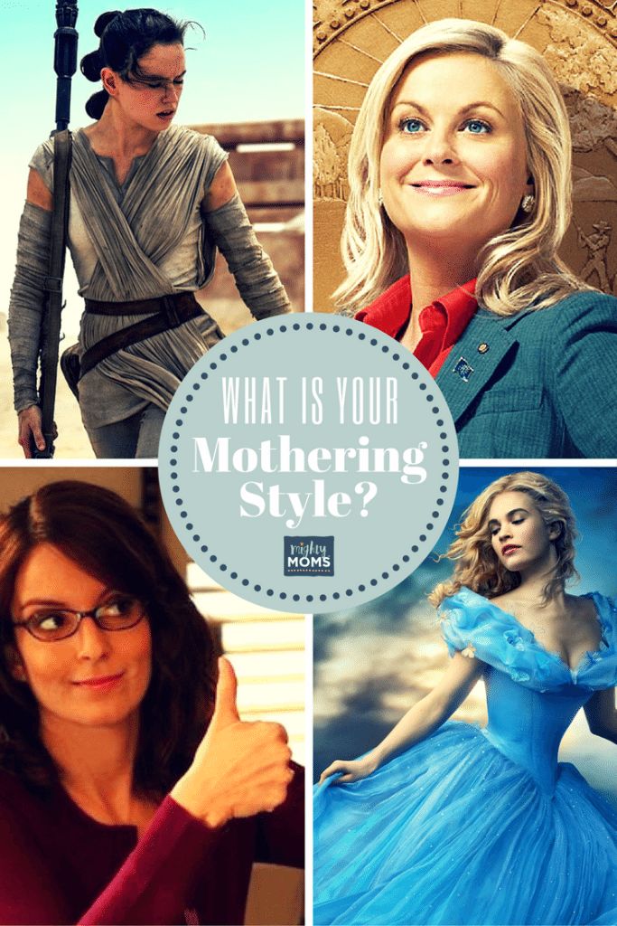 What is Your Mothering Style? ~ MightyMoms.club