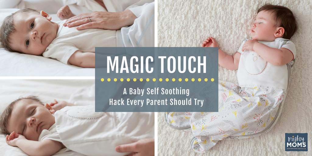 Magic Touch: A Baby Self-Soothing Hack Every Parent Should Try - MightyMoms.club