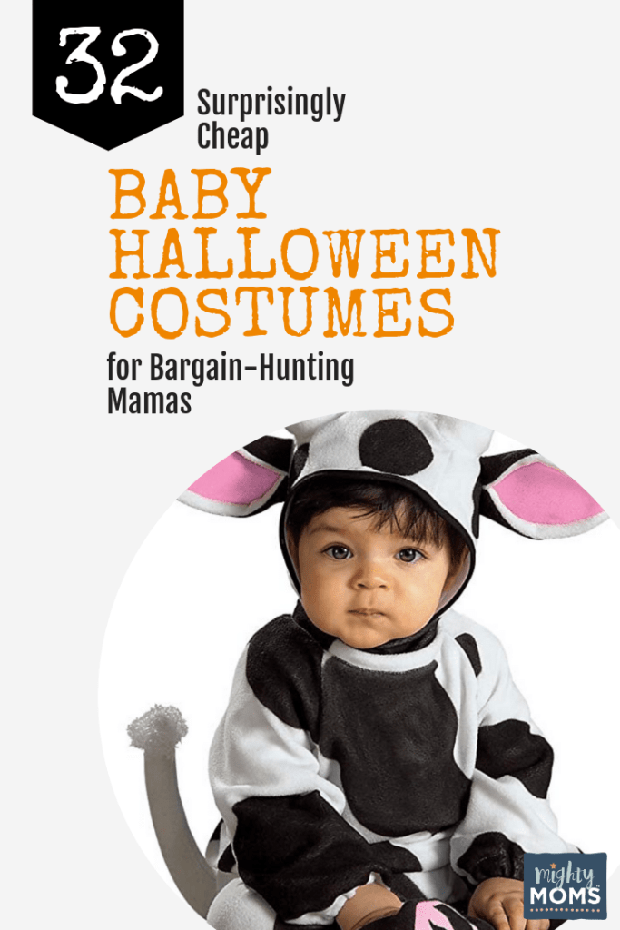32 cheap baby halloween costumes for bargain hunting mamas updated