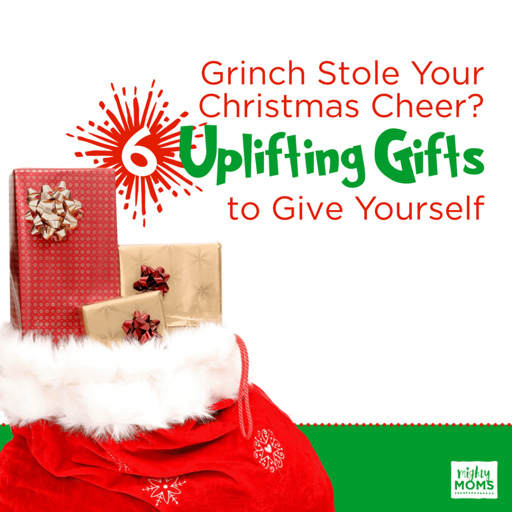 How to Recover When the Grinch Steals Your Good Mood - Mighty Moms
