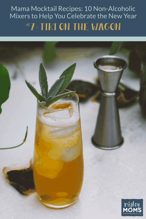 Mama Mocktail Recipes: 10 Non-Alcoholic Mixers to Help You Celebrate the New Year - MightyMoms.club