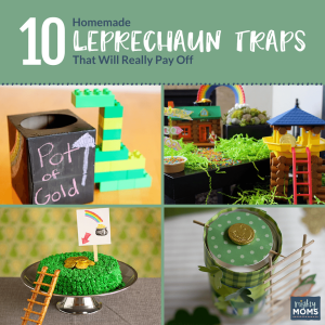 10 Leprechaun Traps That Will Really Pay Off - MightyMoms.club