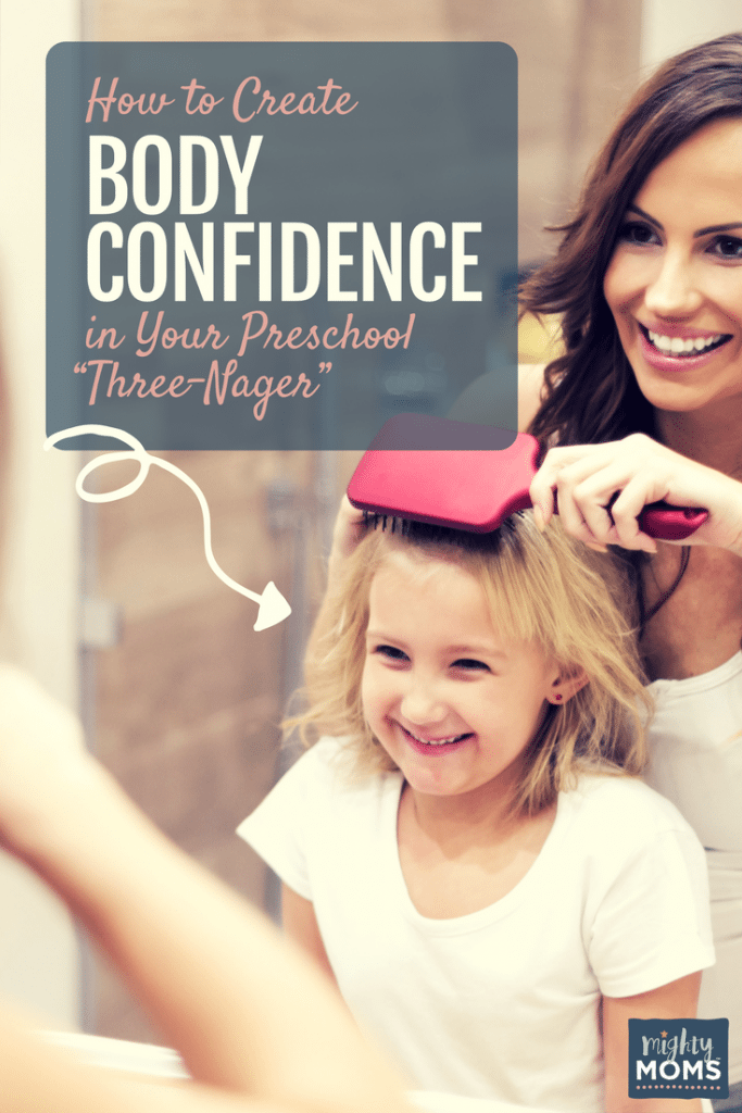 """How to Create Body Confidence in Your Preschool """"Three-Nager"""" - MightyMoms.club"""