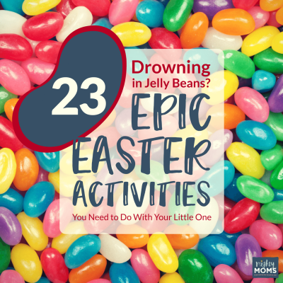 Drowning in Jelly Beans? 23 Epic Preschool Easter Activities You Need to Do With Your Little One