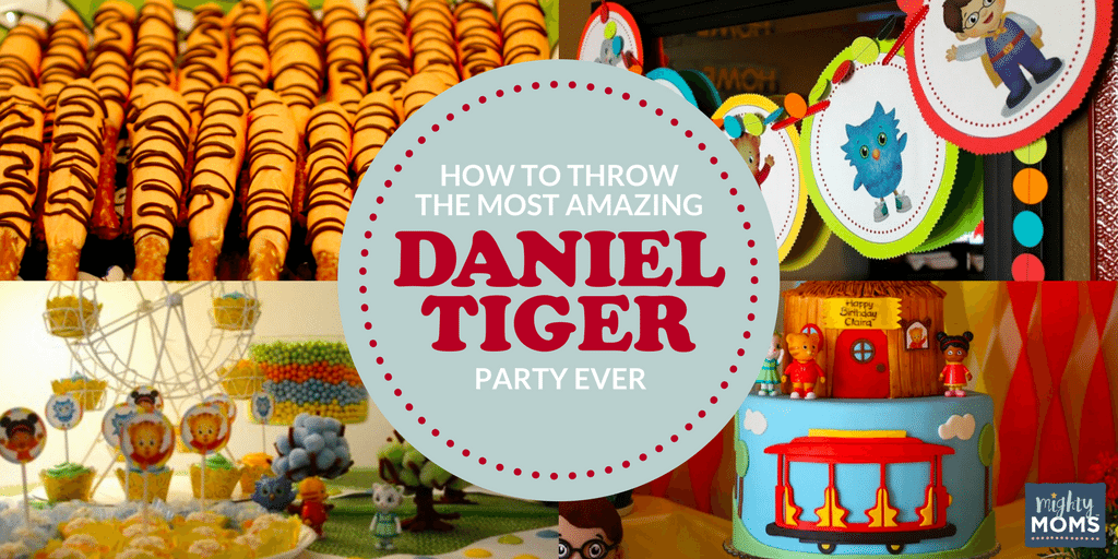How to Throw the Most Amazing Daniel Tiger Party Ever - MightyMoms.club 2fd9531a6