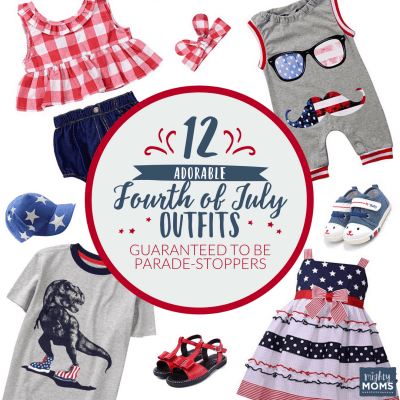 12 Adorable Fourth of July Outfits Guaranteed to Be Parade-Stoppers