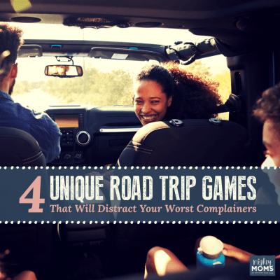 4 Unique Road Trip Games That Will Distract Your Worst Complainers
