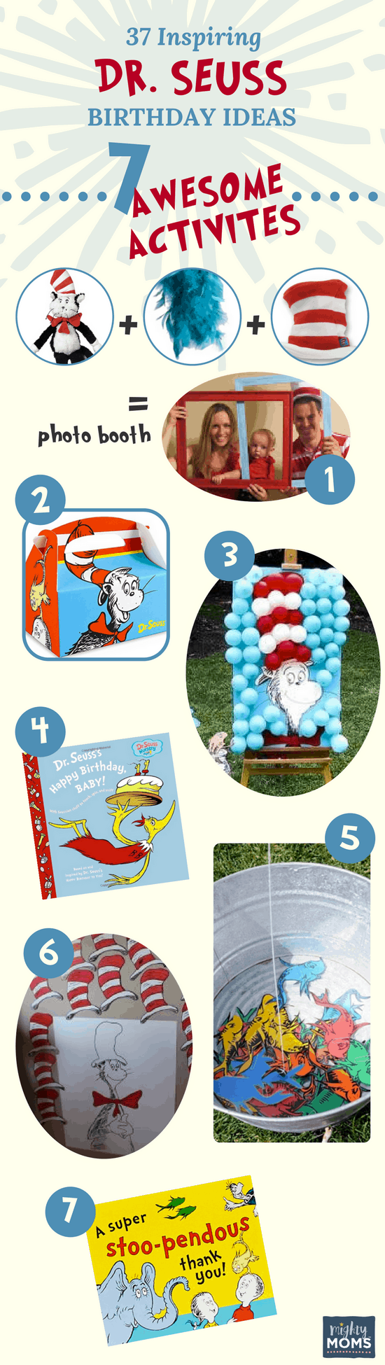 Activities: 37 Inspiring Dr. Seuss Birthday Ideas for the Most Fantastic Party in Whoville - Mightymoms.club