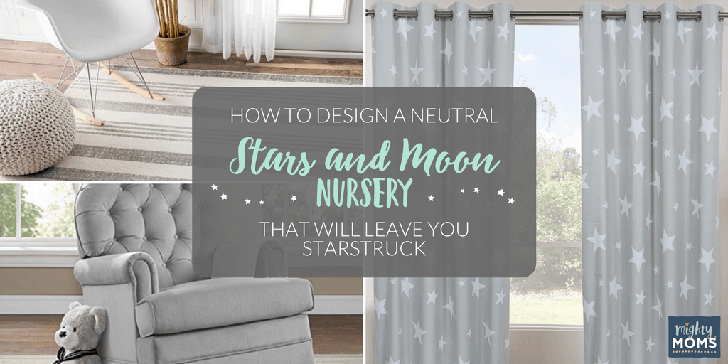 how to design a neutral stars and moon nursery that will leave you starstruck free artwork. Black Bedroom Furniture Sets. Home Design Ideas
