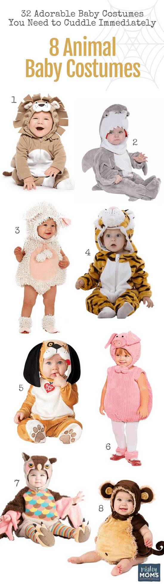 Animal baby costumes - MightyMoms.club