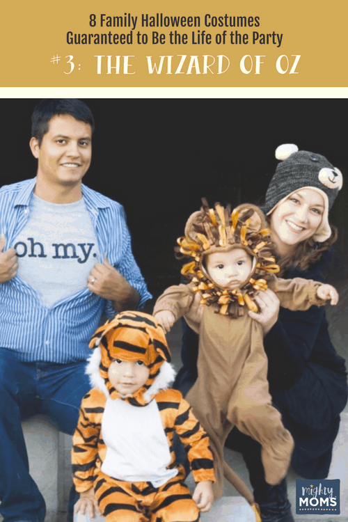8 Family Halloween Costumes Guaranteed to be the Life of the Party - MightyMoms.club