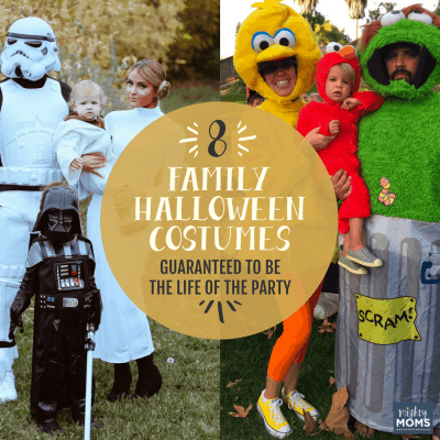 8 Family Halloween Costumes Guaranteed to Be the Life of the Party – Updated for 2018!