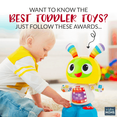 Want to Know the Best Toddler Toys? Just Follow These Awards…