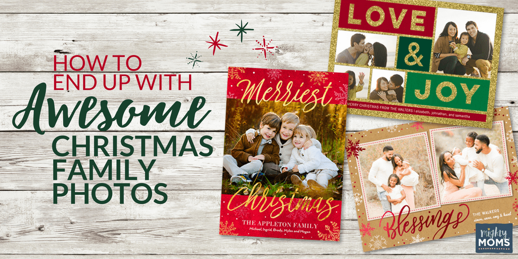 How to End Up With Awesome Christmas Family Photos - MightyMoms.club