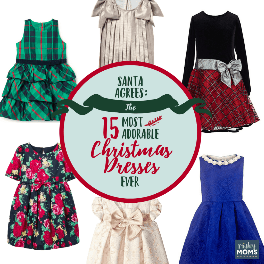 Gorgeous Christmas Dresses for Girls - MightyMoms.club