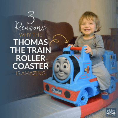 3 Reasons Why the Thomas the Train Roller Coaster is Amazing