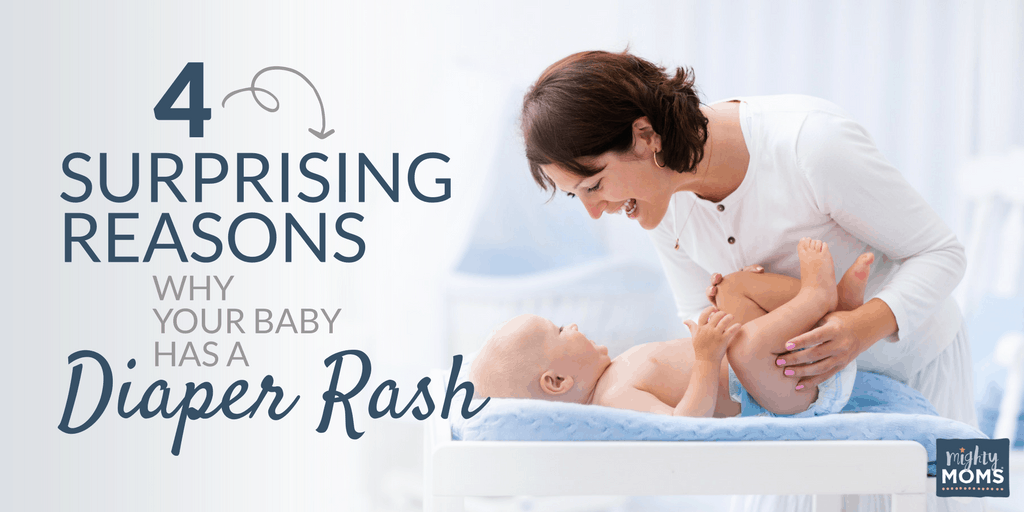 4 Surprising Reasons Why Your Baby Has a Diaper Rash - MightyMoms.club
