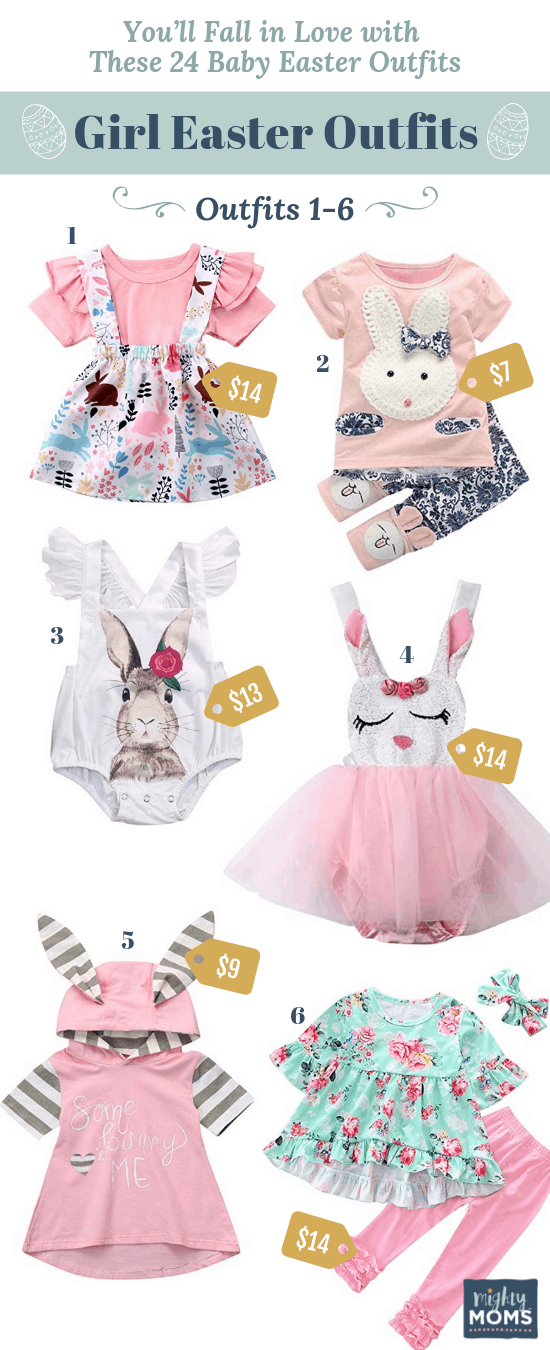 Adorable baby Easter Outfits for Girls - MightyMoms.club