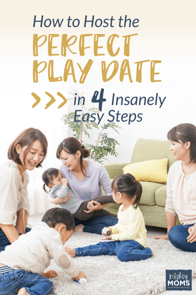 How to Host the Perfect Play Date in 4 Insanely Easy Steps - MightyMoms.club