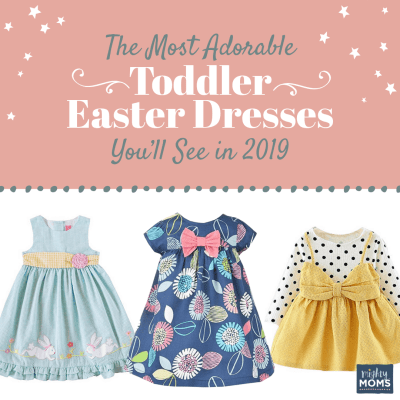 The Most Adorable Toddler Easter Dresses You'll See in 2019