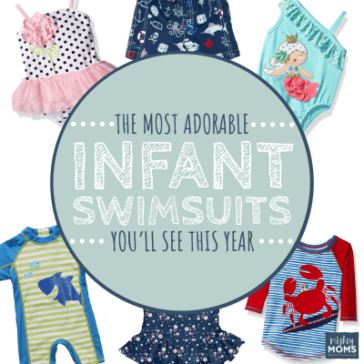 The Most Adorable Infant Swimsuits You'll See This Year
