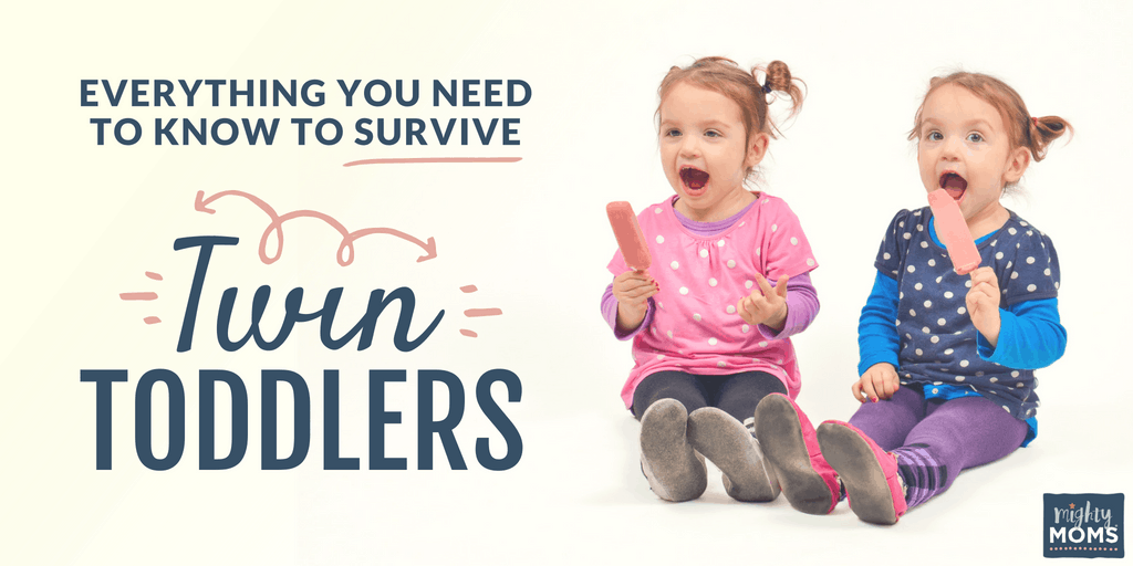 everything you need to know to survive twin toddlers the mighty