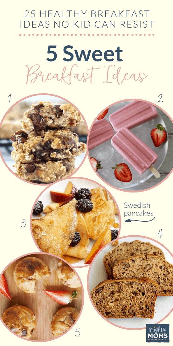 Sweet Breakfast Solutions for Your Kids - MightyMoms.club