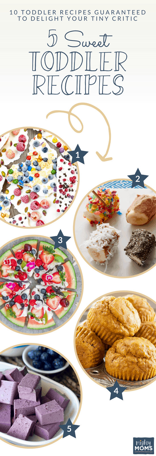 5 Sweet & Healthy Toddler Recipes - MightyMoms.club