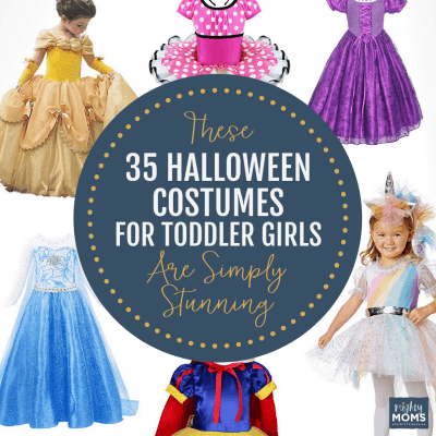 These 35 Halloween Costumes for Toddler Girls Are Simply Stunning