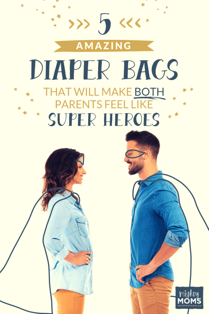 Amazing Diaper Bags - MightyMoms.club