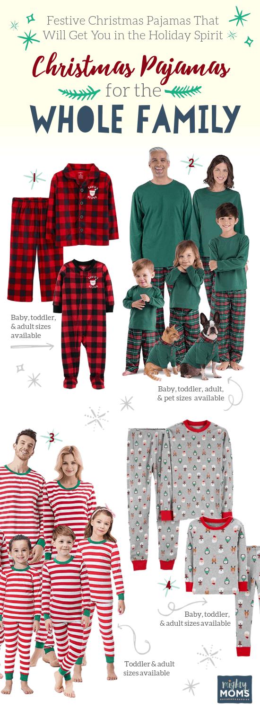 Memorable Family Christmas Pajamas - MightyMoms.club