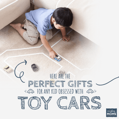 Here Are The Perfect Gifts For Any Kid Obsessed With Toy Cars