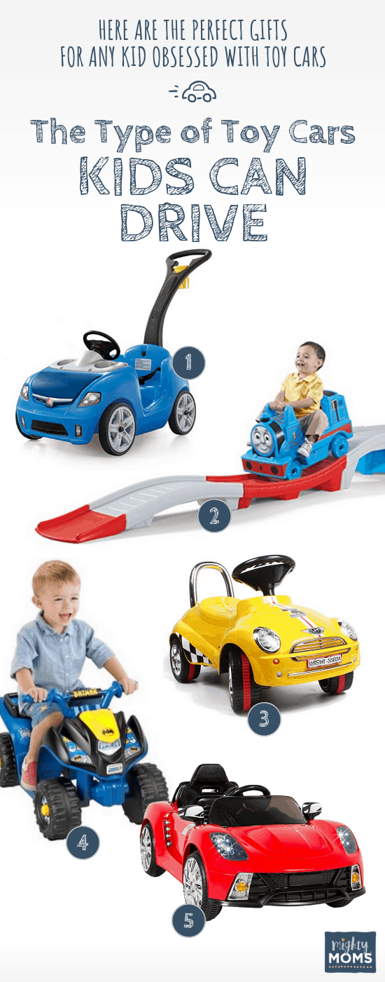 Here Are The Perfect Gifts For Any Kid Obsessed With Toy Cars The