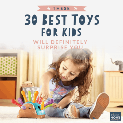 These 30 Best Toys for Kids Will Definitely Surprise You