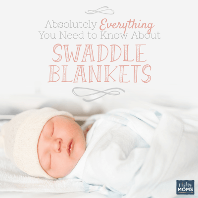 Absolutely Everything You Need to Know About Swaddle Blankets