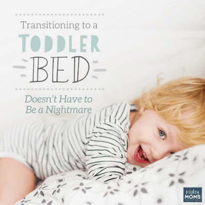 Transitioning to a Toddler Bed Doesn't Have to Be a Nightmare