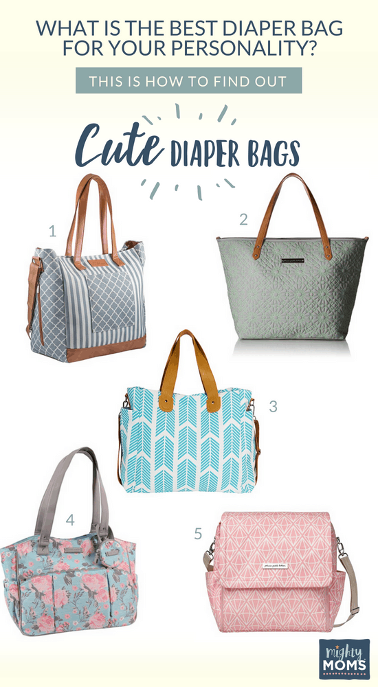 The Best Diaper Bags for Stylish Mamas - MightyMoms.club