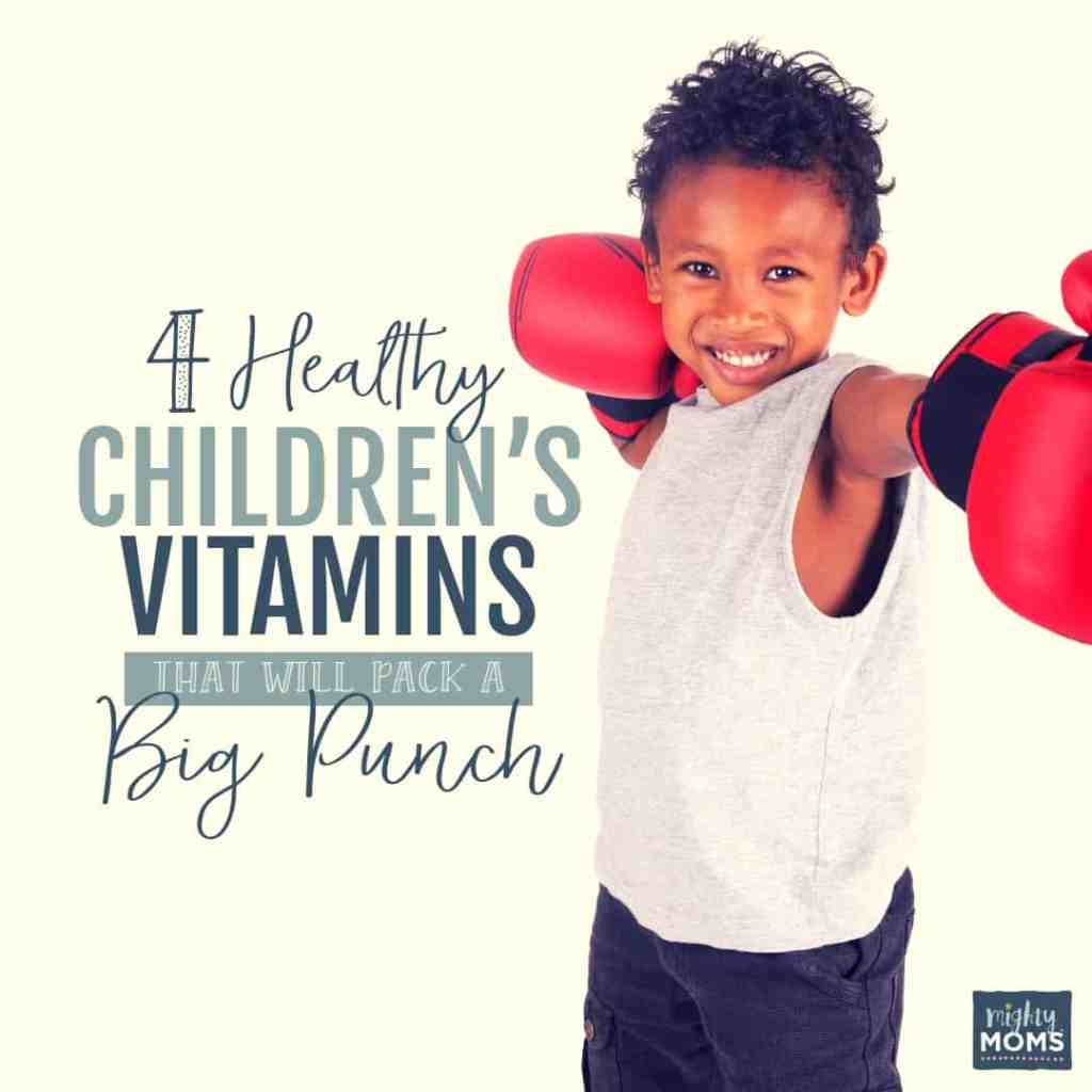 These are the healthiest children's vitamins that will keep the bugs away - MightyMoms.club