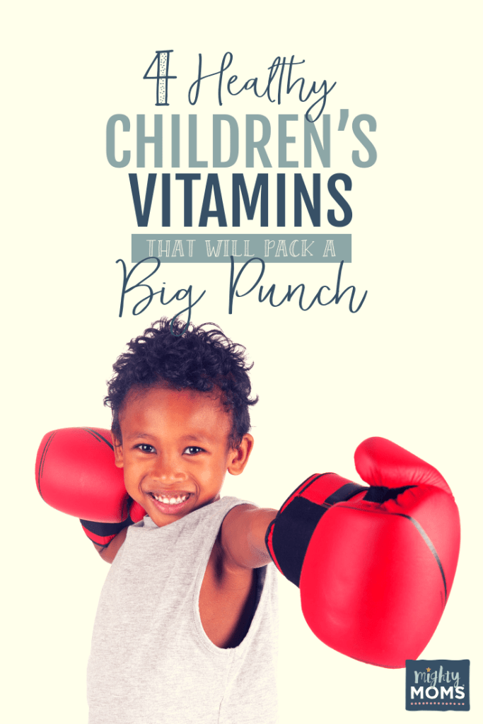 These are the healthy children's vitamins that will keep the bugs away - MightyMoms.club