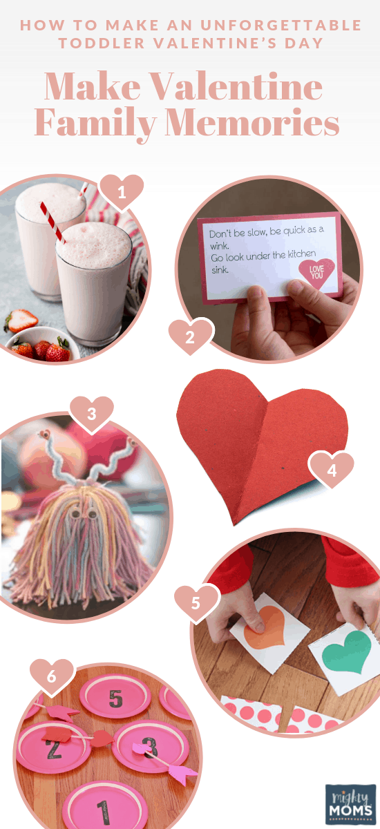 Toddlers Valentine's Day Ideas: Family Memories to Cherish - MightyMoms.club