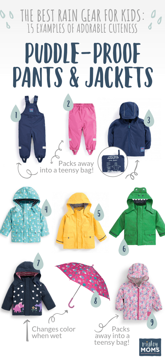66d98231a2 The Best Rain Gear for Kids  15 Examples of Adorable Cuteness • The ...