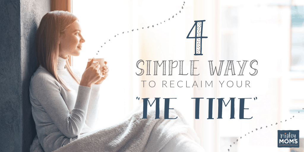 """Finding your """"Me Time"""" again - Mightymoms.club"""