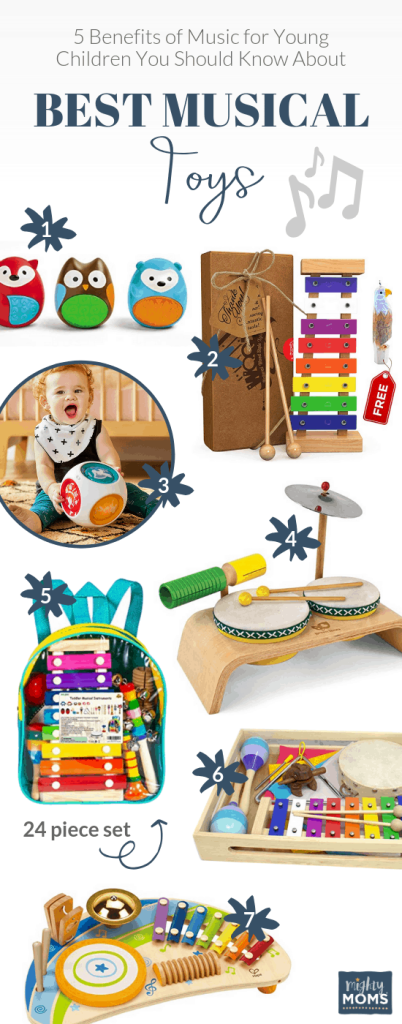 Musical toy selections perfect for young kids - MightyMoms.club
