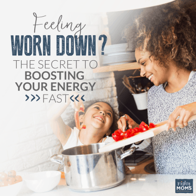 Feeling Worn Down? The Secret to Boosting Your Energy Fast