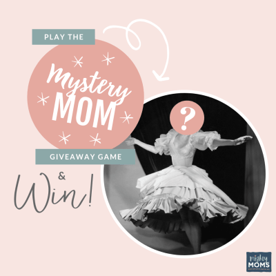 Play the Mystery Mom Giveaway Contest!